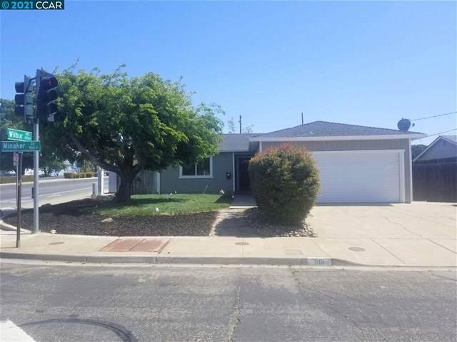 901 Minaker Dr., Antioch, CA 94509 (#40946012) :: Armario Homes Real Estate Team