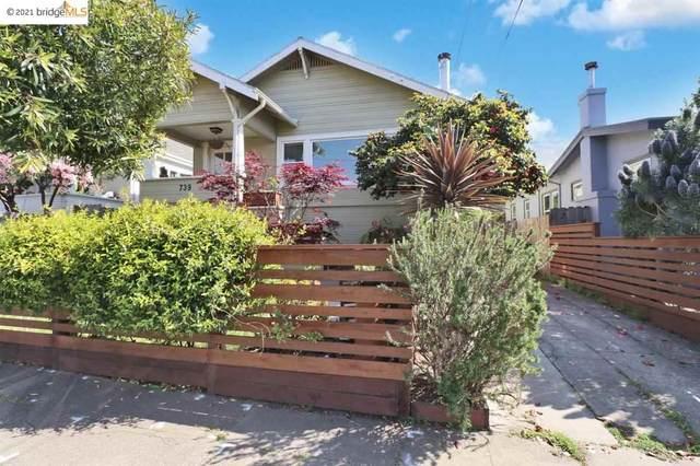 739 Alcatraz Ave, Oakland, CA 94609 (#40946021) :: Armario Homes Real Estate Team