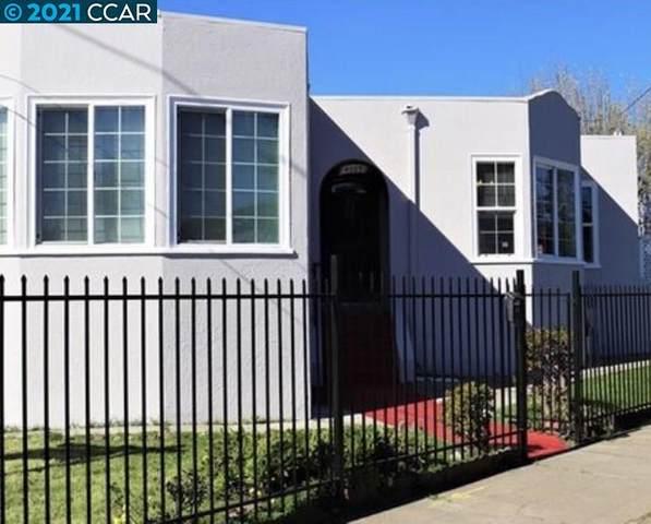 4023 Suter St., Oakland, CA 94619 (#40946027) :: The Venema Homes Team