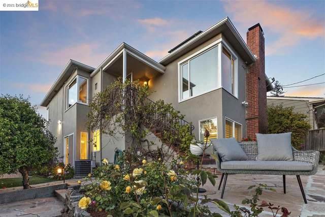 6007 Colton Boulevard, Oakland, CA 94611 (#40946051) :: RE/MAX Accord (DRE# 01491373)