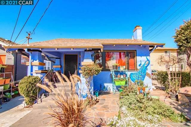 1527 Julia Street, Berkeley, CA 94703 (#40946082) :: Armario Homes Real Estate Team