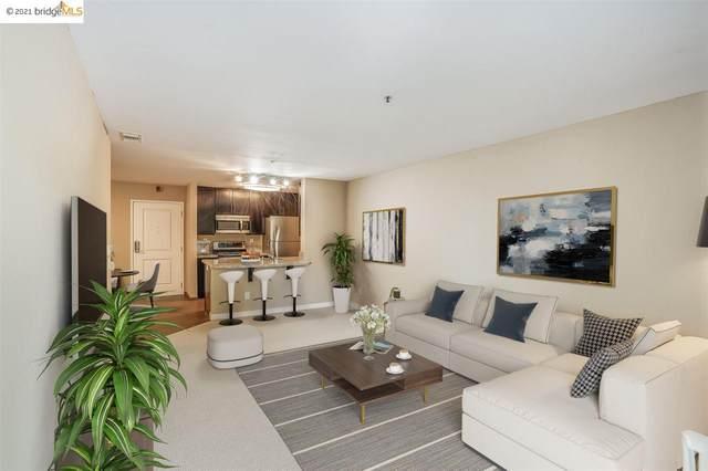6400 Christie Ave #2111, Emeryville, CA 94608 (#40946091) :: Armario Homes Real Estate Team