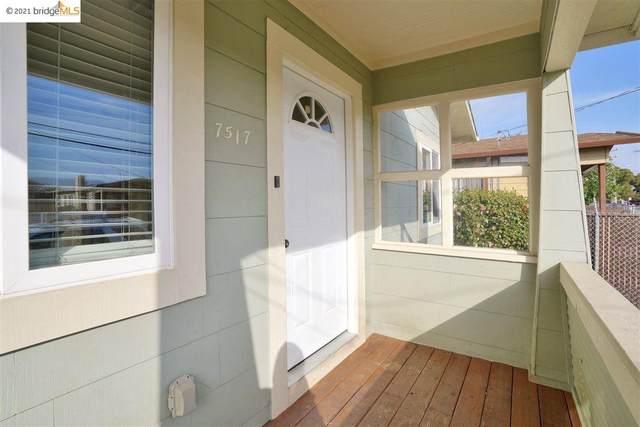 7517 Rudsdale St, Oakland, CA 94621 (#40946101) :: Armario Homes Real Estate Team