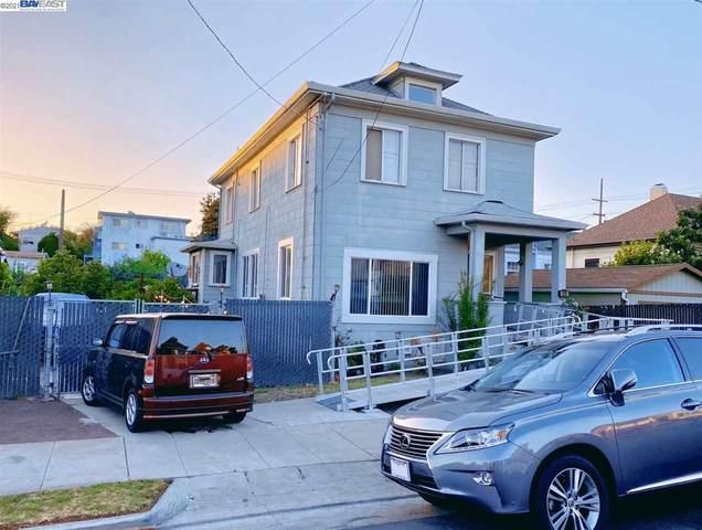 2331 12th Ave, Oakland, CA 94606 (#40946108) :: The Grubb Company