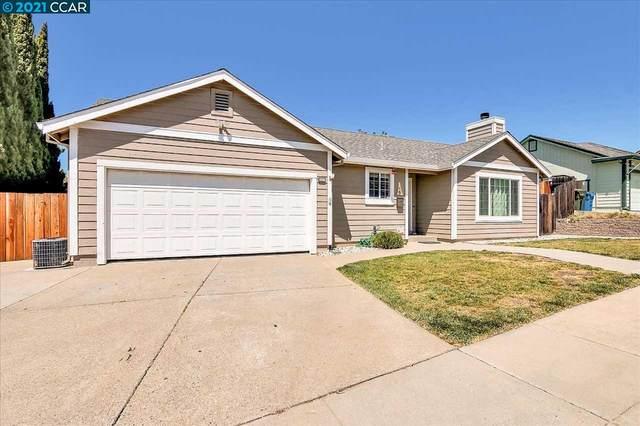 537 Dorothy Ln, Martinez, CA 94553 (#40946111) :: Jimmy Castro Real Estate Group
