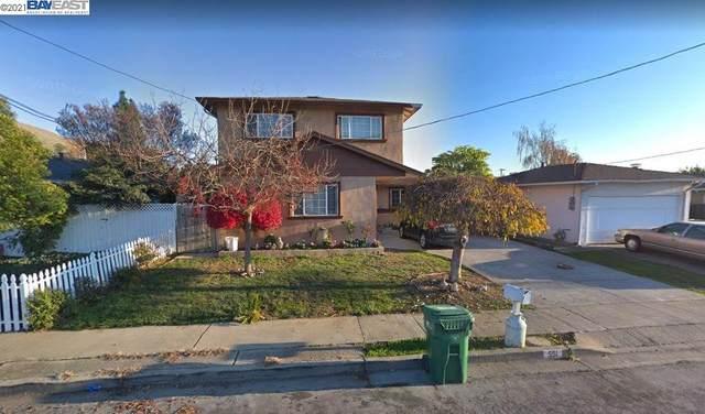 551 Jayar Pl, Hayward, CA 94544 (#40946135) :: The Venema Homes Team