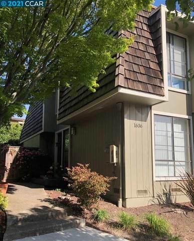 1636 San Luis Rd, Walnut Creek, CA 94597 (#40946144) :: The Venema Homes Team