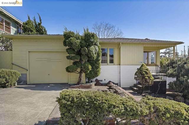 7308 Plank Ct, El Cerrito, CA 94530 (#40946152) :: Armario Homes Real Estate Team