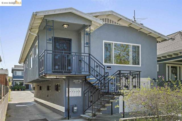 1118 Delaware St, Berkeley, CA 94702 (#40946162) :: Armario Homes Real Estate Team