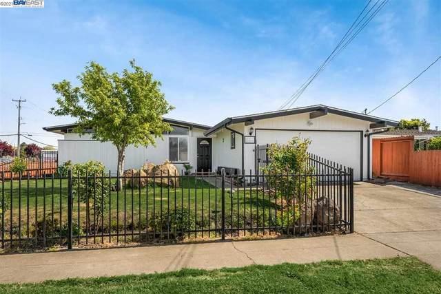 2602 Darwin St, Hayward, CA 94545 (#40946204) :: The Venema Homes Team