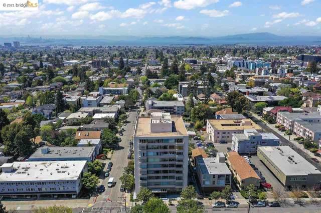 2550 Dana St 6E, Berkeley, CA 94704 (#40946234) :: The Grubb Company