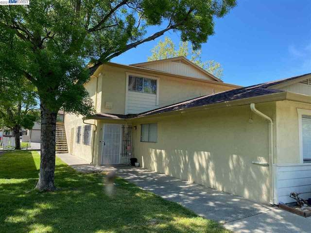 2212 Peppertree Way #4, Antioch, CA 94509 (#40946258) :: Jimmy Castro Real Estate Group