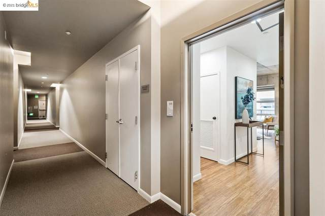 428 Alice St #510, Oakland, CA 94607 (#40946279) :: The Lucas Group