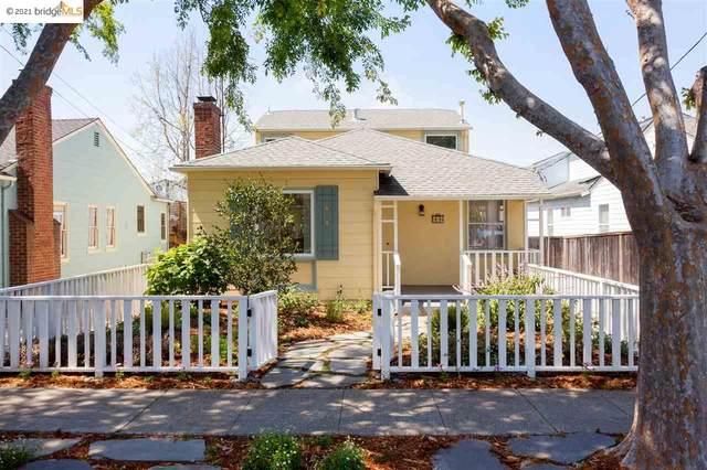 219 Pomona Ave, El Cerrito, CA 94530 (#40946280) :: Armario Homes Real Estate Team