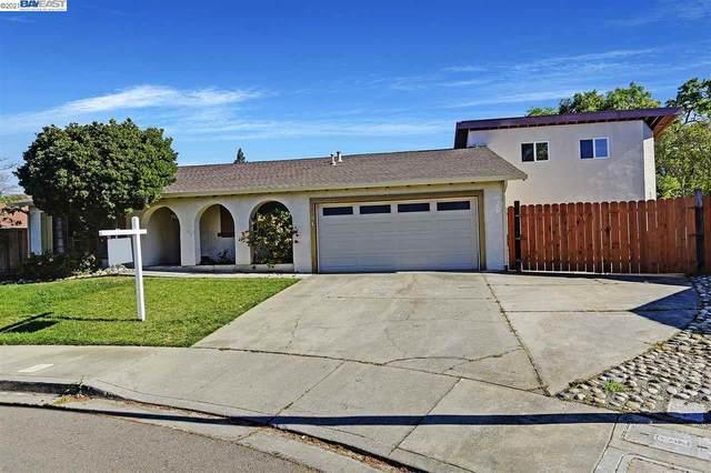 7780 Fairbrook Ct, Pleasanton, CA 94588 (#40946283) :: Armario Homes Real Estate Team