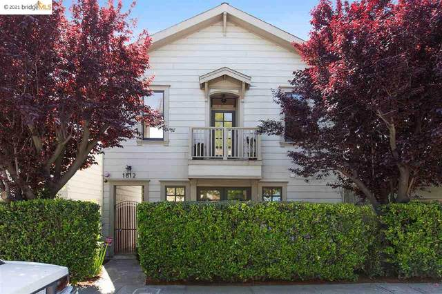 1812 6Th St #1, Berkeley, CA 94710 (#40946310) :: RE/MAX Accord (DRE# 01491373)
