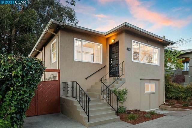482 Clifton St, Oakland, CA 94618 (#40946311) :: The Grubb Company