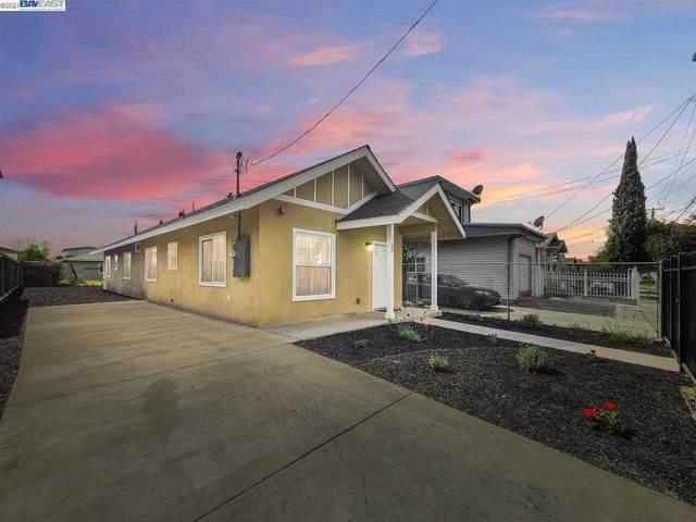 1180 60Th Ave, Oakland, CA 94621 (#40946314) :: Armario Homes Real Estate Team