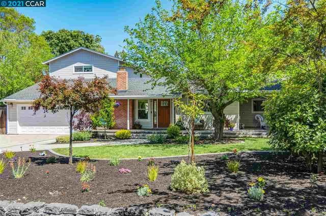 1851 Glenhaven Avenue, Walnut Creek, CA 94595 (MLS #40946316) :: 3 Step Realty Group