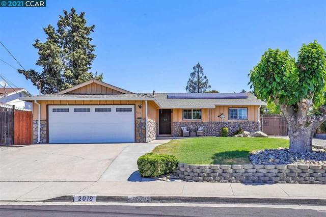 2019 Sequoia Dr, Martinez, CA 94553 (#40946340) :: Blue Line Property Group