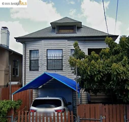 2606 E 20Th St, Oakland, CA 94601 (#40946342) :: Armario Homes Real Estate Team