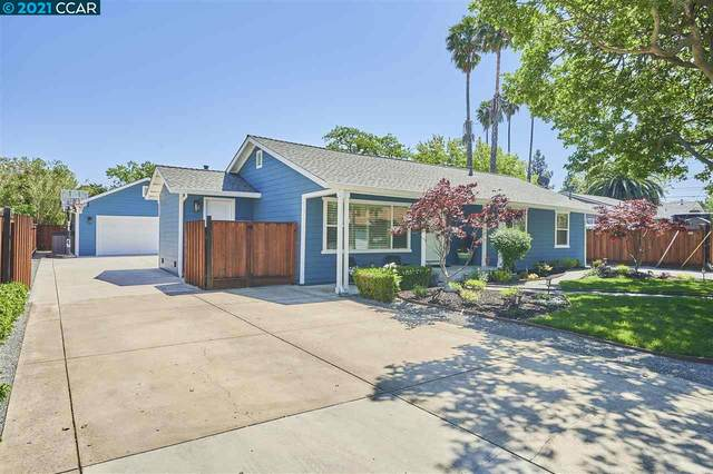1033 Pleasant Valley Dr, Pleasant Hill, CA 94523 (#40946351) :: RE/MAX Accord (DRE# 01491373)