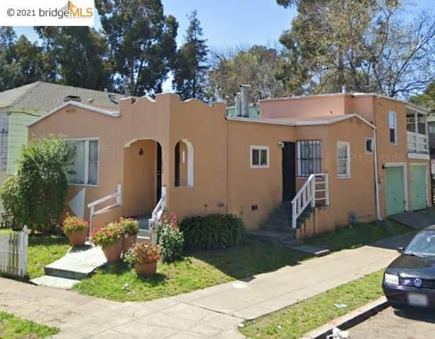 2063 Austin St, Oakland, CA 94601 (#40946356) :: Armario Homes Real Estate Team