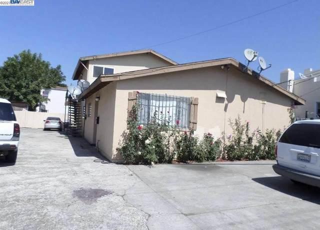 1423 103rd Ave, Oakland, CA 94063 (#40946371) :: Armario Homes Real Estate Team