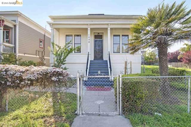 1009 Chester St, Oakland, CA 94607 (#40946422) :: Armario Homes Real Estate Team