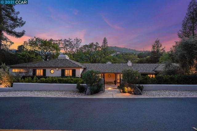 24 Orchard Rd, Orinda, CA 94563 (#40946424) :: Armario Homes Real Estate Team