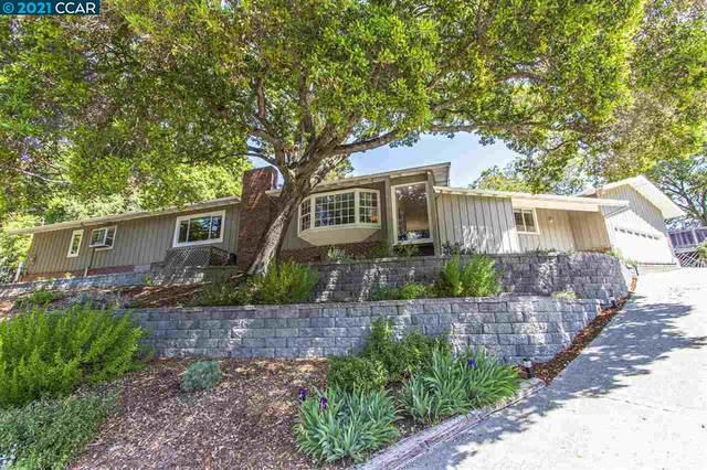 14 Scenic Ct, Orinda, CA 94563 (#40946430) :: Armario Homes Real Estate Team
