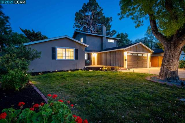 1360 Sunshine Dr, Concord, CA 94520 (#40946439) :: RE/MAX Accord (DRE# 01491373)