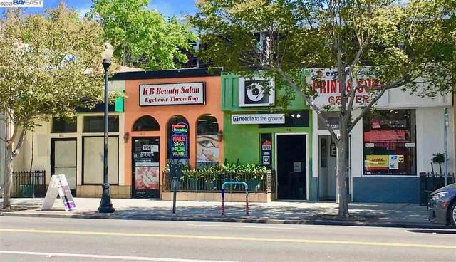 410 E Santa Clara, San Jose, CA 95113 (#40946470) :: Armario Homes Real Estate Team