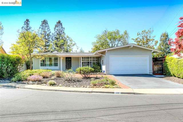 71 Norman Ct, Walnut Creek, CA 94595 (#40946484) :: RE/MAX Accord (DRE# 01491373)