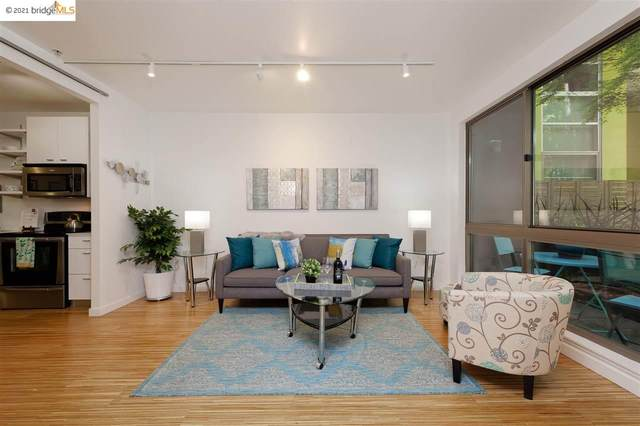 1201 Pine St #157, Oakland, CA 94607 (#40946503) :: Armario Homes Real Estate Team