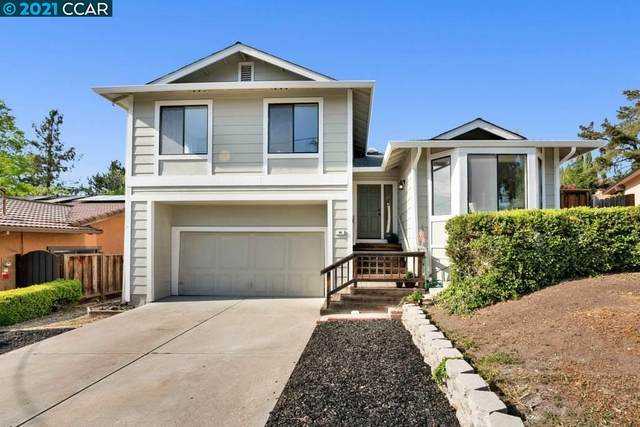 88 Midhill Rd, Martinez, CA 94553 (MLS #40946512) :: 3 Step Realty Group