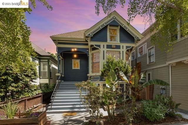 1022 Union St, Oakland, CA 94607 (#40946516) :: Armario Homes Real Estate Team