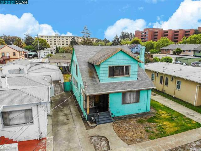 540 11Th St, Richmond, CA 94801 (#40946529) :: RE/MAX Accord (DRE# 01491373)