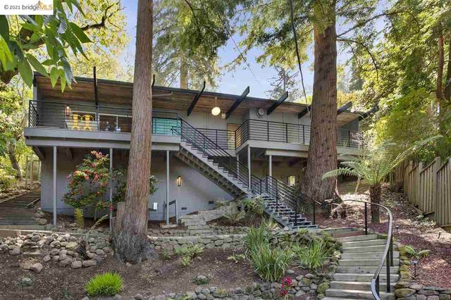 6725 Thornhill Dr, Oakland, CA 94611 (MLS #40946548) :: 3 Step Realty Group