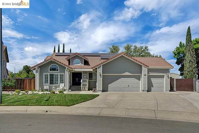 156 Meadow Brook Ct, Oakley, CA 94561 (MLS #40946549) :: 3 Step Realty Group