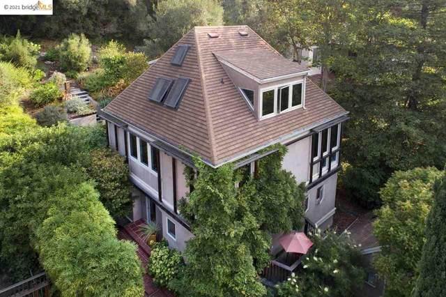 7045 Chabot Rd, Oakland, CA 94618 (#40946562) :: Armario Homes Real Estate Team