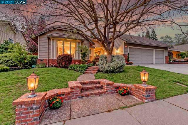 45 Barrons Place, Danville, CA 94506 (MLS #40946566) :: 3 Step Realty Group