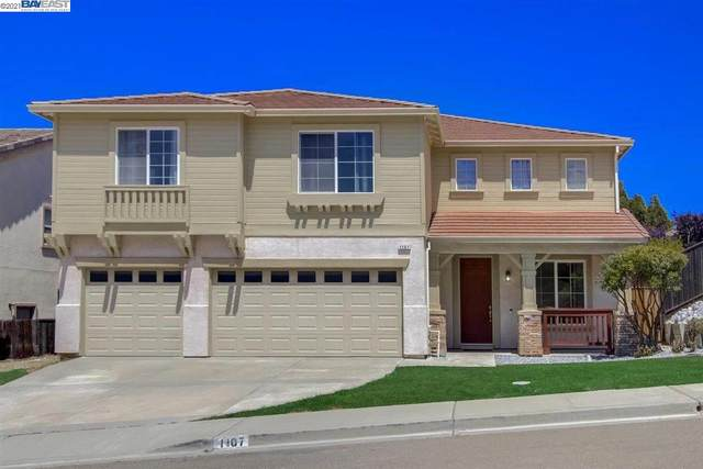 1107 Brooktrail Dr, Pittsburg, CA 94565 (#40946568) :: Blue Line Property Group