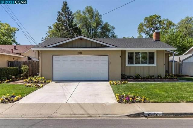 2572 Prestwick Ave, Concord, CA 94519 (#40946620) :: RE/MAX Accord (DRE# 01491373)