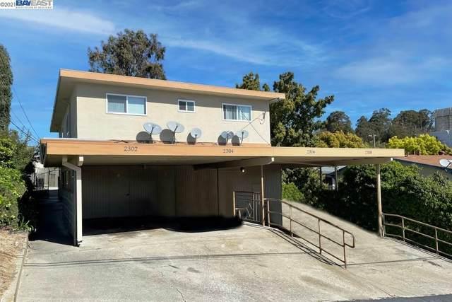 2302 John Ct, Castro Valley, CA 94546 (#40946624) :: Armario Homes Real Estate Team