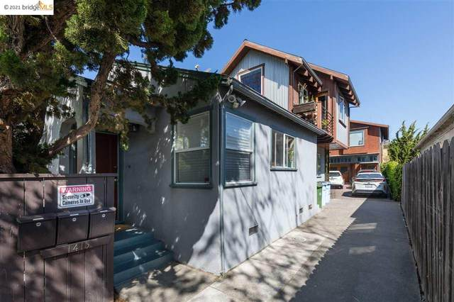 1415 Alcatraz Ave, Berkeley, CA 94702 (#40946633) :: RE/MAX Accord (DRE# 01491373)