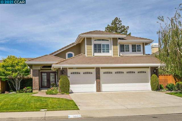 3010 Boardwalk St, Pleasanton, CA 94588 (#40946634) :: Blue Line Property Group