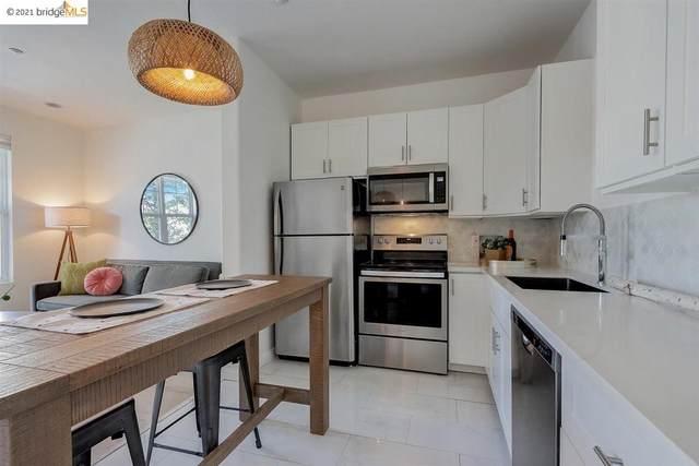 1121 40Th St #1205, Emeryville, CA 94608 (#40946642) :: Armario Homes Real Estate Team