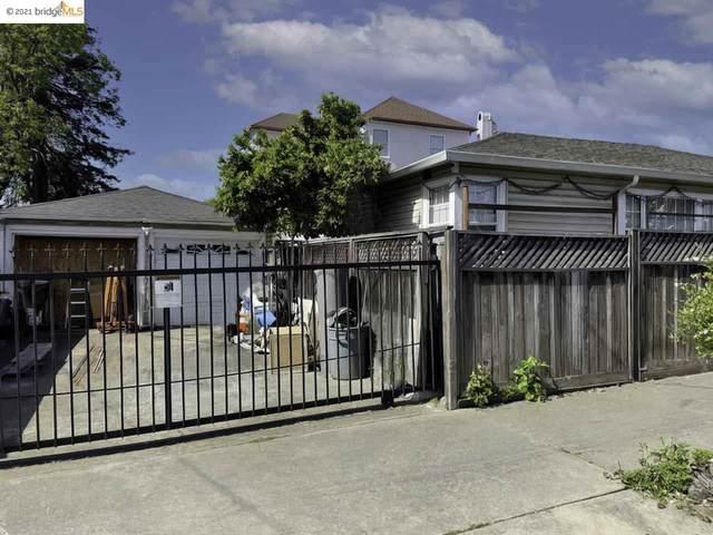 2373 E 27Th St, Oakland, CA 94601 (#40946658) :: The Grubb Company