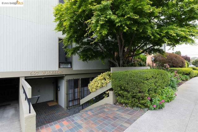 507 Wickson Ave #106, Oakland, CA 94610 (#40946776) :: Jimmy Castro Real Estate Group